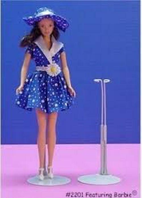 One Dozen 12 Kaiser Doll Stands for LITTLEST ANGEL Tiny Terri Lee BLEUETTE