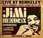 Live at Berkeley 2nd Show 10pm The Jimi Hendrix Experience CD Album