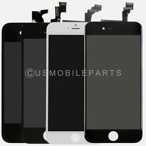 LCD Display Screen Touch Screen Digitizer Replacement For Iphone 6 6S 7 8 Plus