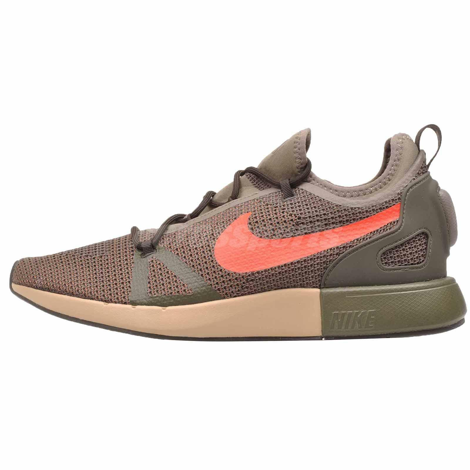 Nike Duel Racer Racer Racer Running Mens shoes Dark Mushroom Brown 918228-202 e440d1
