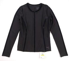 f2568d95c125 Puma Dry Cell Women s Nocturnal Velvet Long Sleeve Athletic Shirt ...