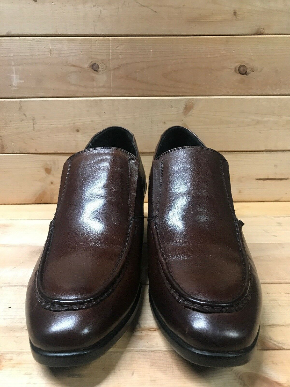 TOTO  Rise shoes for Uomo Brown Size 9 us A11352 MRP  108.00