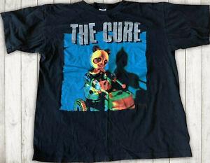 The-Cure-Vintage-Shirt-1996-Wild-Mood-Swings-Tour-13-Gildan-Cotton-Usa-Size