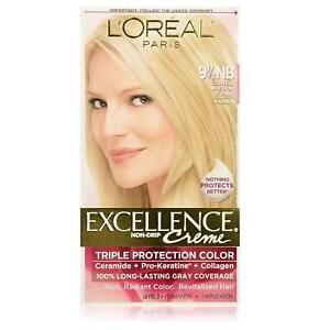 L'Oreal Excellence Creme 9 1/2NB Lightest Natural Blonde
