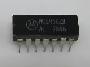 Motorola-MC14562B-128-Bit-statische-Shift-Register-14-Pin