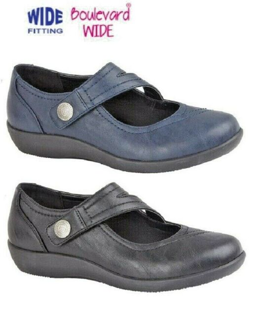 Hotter Leap Shoes Navy/loganberry 7