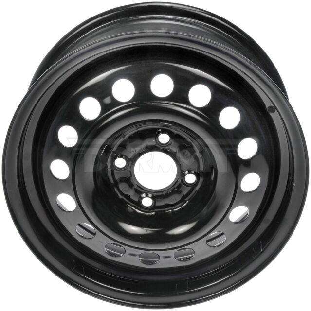 Dorman 939-248 New 15 Inch Steel Wheel fits Nissan Versa 403009KC0A