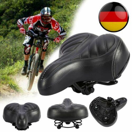 Fahrradsattel Fahrrad Sattel Fahrradsitz Tourensattel Gelsattel Gel Damen Herren
