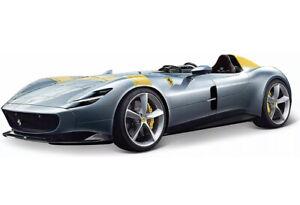 Ferrari-Monza-SP1-1-18-Speciale-Edicion-Especial-en-Caja-1-18-automovil-Modelo-Diecast