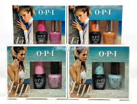 Gelcolor Soak-off & Nl / Is - Fiji Collection - Pick Your Duo 0.5oz