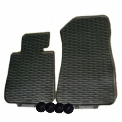 Gummi Kofferraumwanne Fußmatten Set BMW E87 04-11 1er