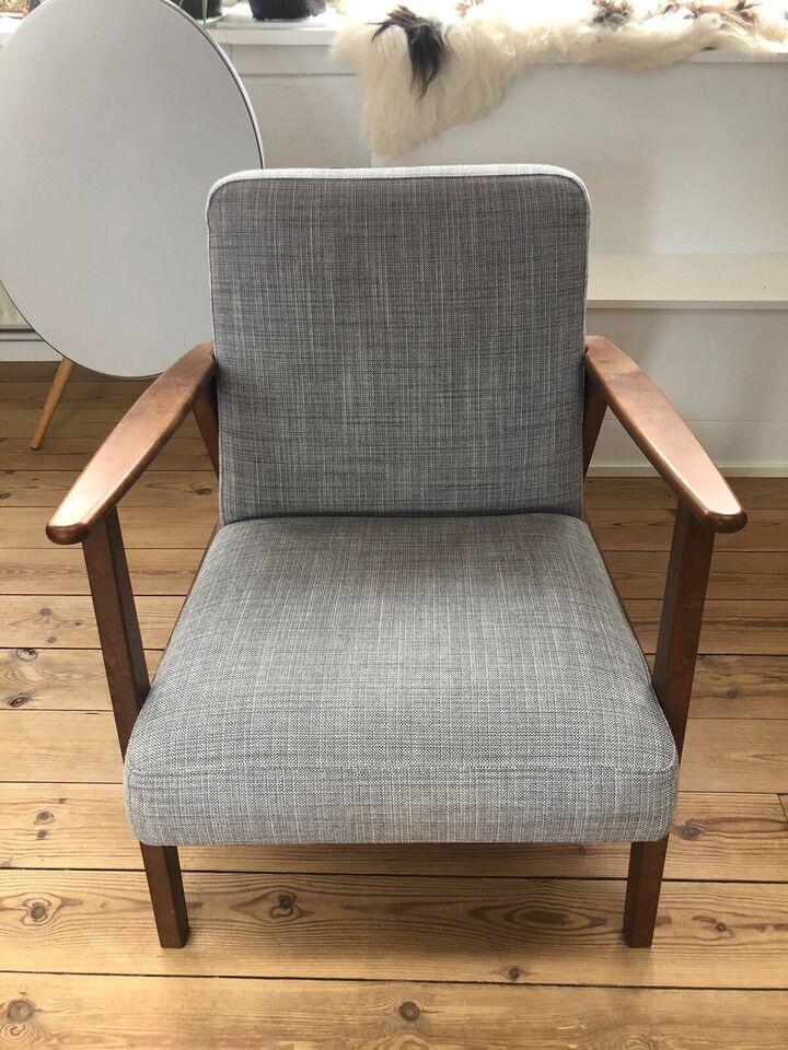Lænestol, træ, Ikea – dba.dk – Køb og Salg af Nyt og Brugt