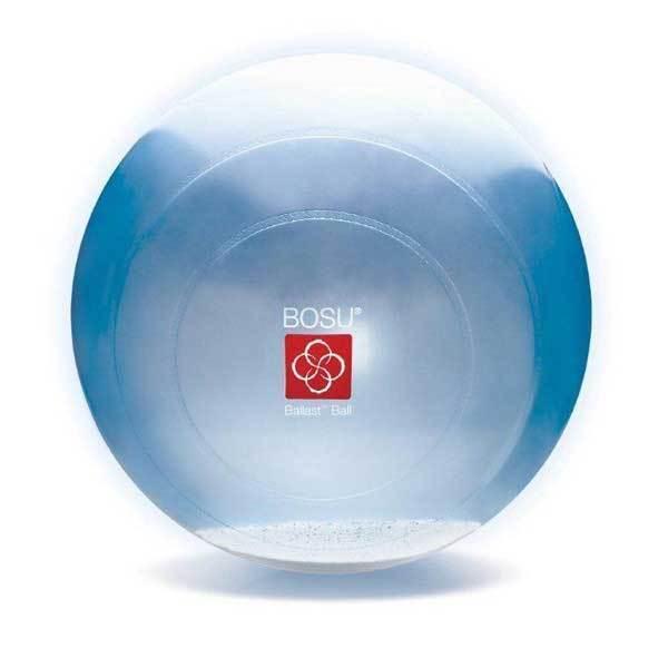 Bosu lastre Bola 65cm-ponderado ejercicio, Fitness Y Balance Ball