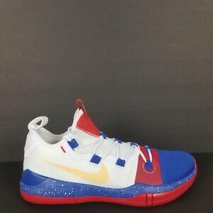 Nike Id Kobe Ad Exodus Red White Blue Usa Basketball Men S Sz 16 192502036073 Ebay