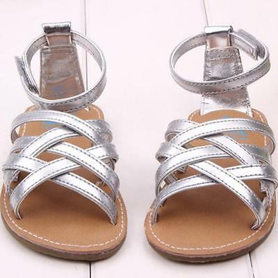 Baby Girls Sandals Toddler Princess Outdoors First Walkers Shoes Girls Kid Shoes