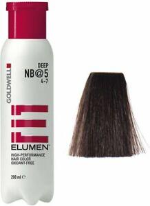 Goldwell Elumen NB@5 Deep 6.7 oz / 200 ml amonia peroxide free