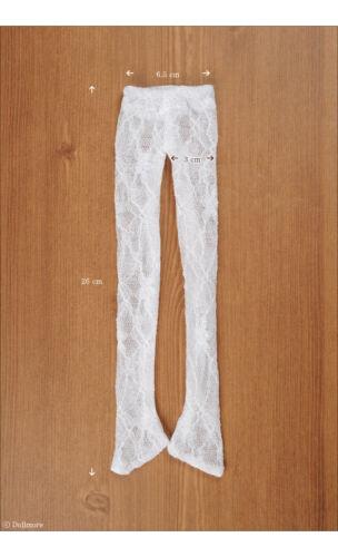 Dollmore 1//4 BJD  MSD Gop Panty Stocking White