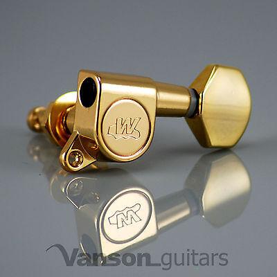 6 x NEW Wilkinson WJ07 EZ LOK Tuners for Stratocaster Telecaster Strat Tele ®*