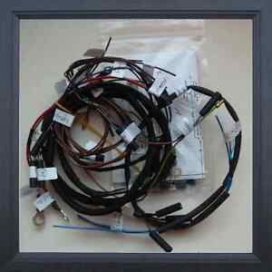 image is loading triumph-tiger-cub-wiring-harness-to-fit-lucas-