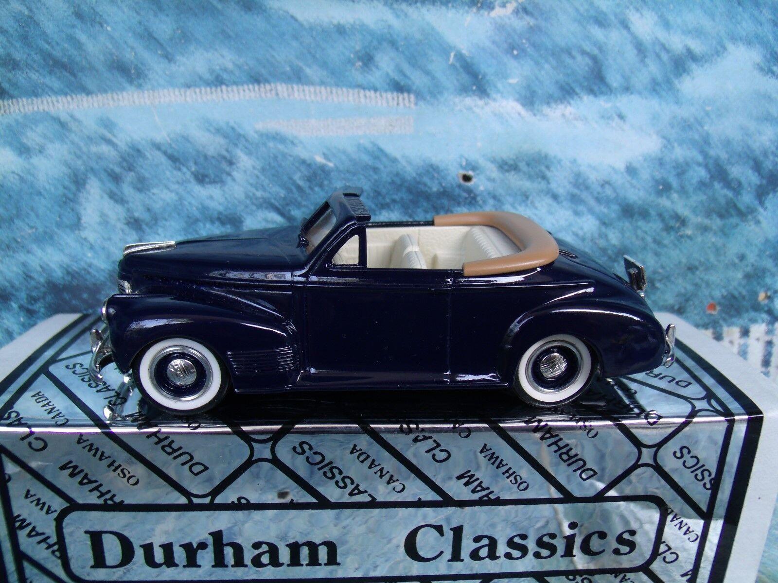 1 43  Durham classics 1941 Chevrolet deluxe coupe