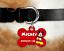 Personalised-Pet-Tag-ID-Tag-Dog-Tag-Bone-Tag-Red-Mickey