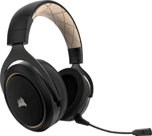 Black//Cream HS70 SE Wireless Over-the-Ear Gaming Headset for PC CORSAIR