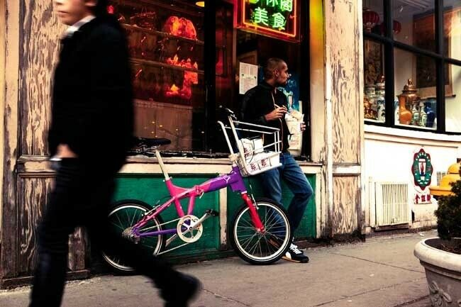 Bicicleta Plegable Biomega Puma Pico