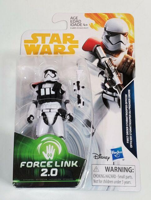 "DEFLETTORE DC ® MOC VETRINA STAR Wars Forza LINK 2.0 2 pacco 3.75/"" Figure"