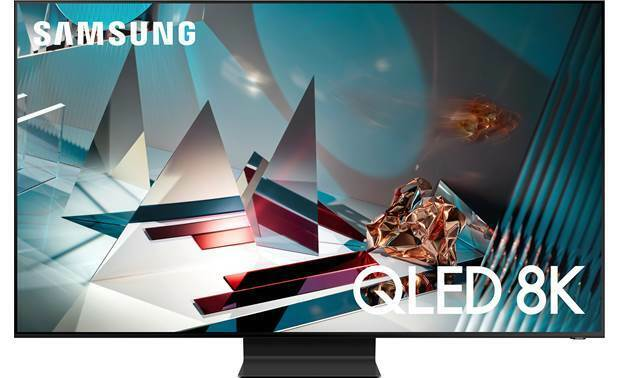 Samsung QN65Q800TA QLED 65 QUANTUM 8K UHD HDR Smart TV QN65Q800TAFXZA 2020. Available Now for 1899.00