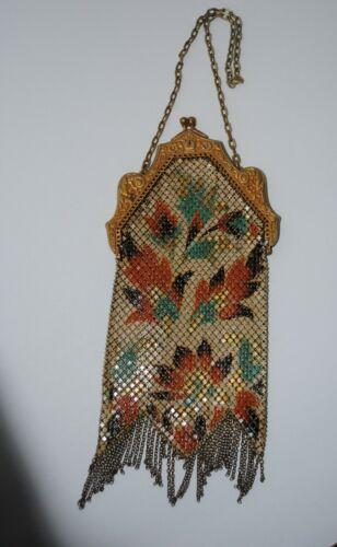 Antique Mandalian Mesh Purse