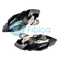 New 2015 Shimano XTR Trail PD-M9020 SPD Mountain MTB Clipless Pedals with Cleats