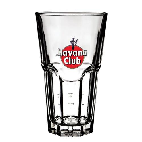 Cocktailglas Longdrinkglas NEU Markenglas Havana Club 0,3l Glas // Gläser