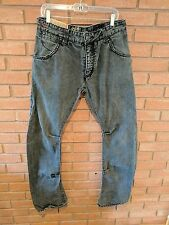 Tough Jeansmith Jeans 100% Cotton Mens Size W34