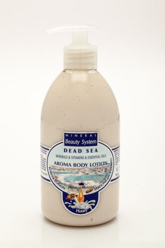 [27,78€/1L] Aroma Bodylotion TotesMeer Salz Kosmetik Mineral Beauty System 500ml