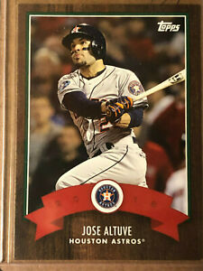2018-Topps-Advent-Calendar-11-Jose-Altuve-Houston-Astros-PR-528