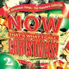 Now That's What I Call Christmas!, Vol. 2: The Signature Collection by Various Artists (CD, Sep-2003, 2 Discs, EMI Music Distribution)