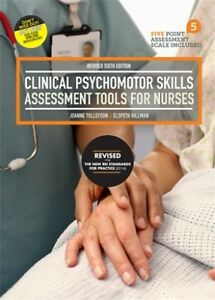 Clinical-Psychomotor-Skills-5-Point-with-Student-Resource-Access-24-Months