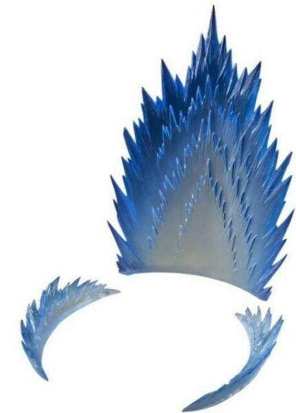 BAN01284 Bandai Energy Aura Blue Version Tamashii Action Figure Effect