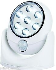 Light Angel Motion Activated Sensor LED Light As Seen Cordless Stick Up New