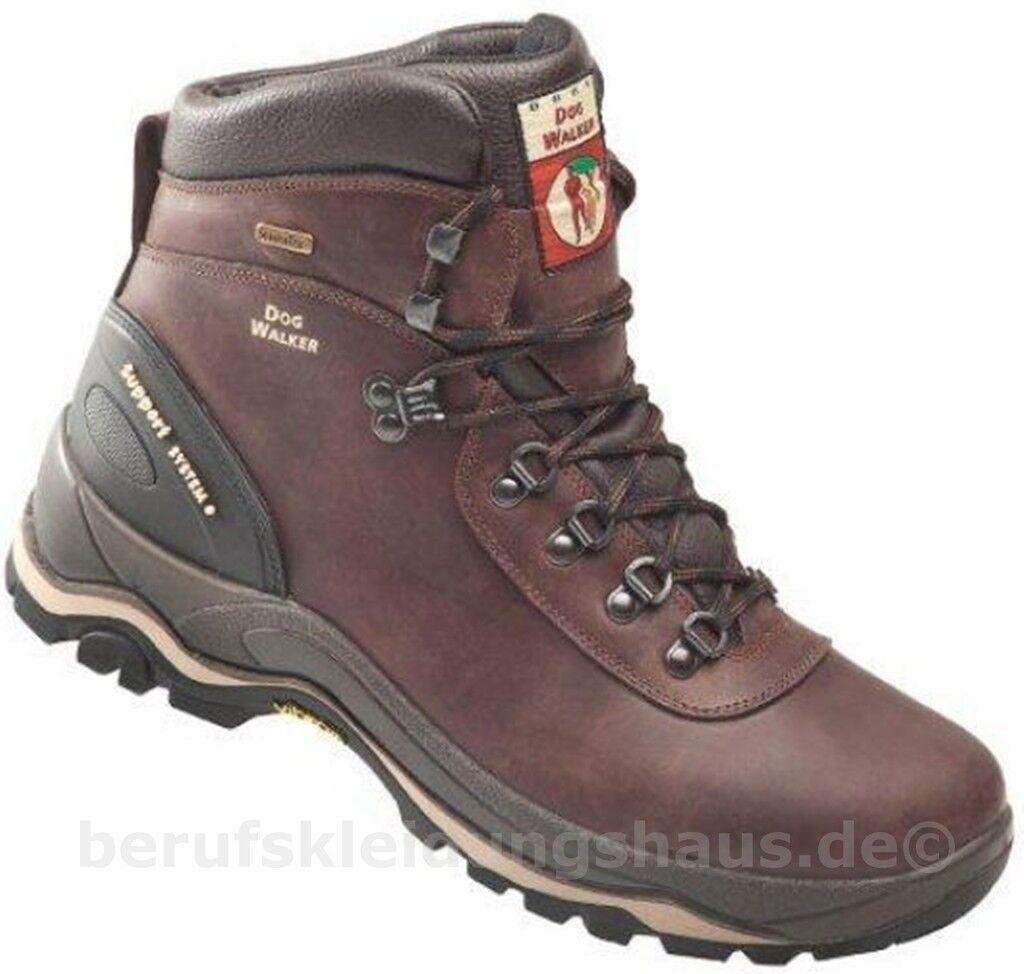 BAAK Dogwalker Stiefel Stiefel Stiefel Schuhe für Agility Wanderschuhe Sympatex Vollleder braun   | Abrechnungspreis  6ce6d8