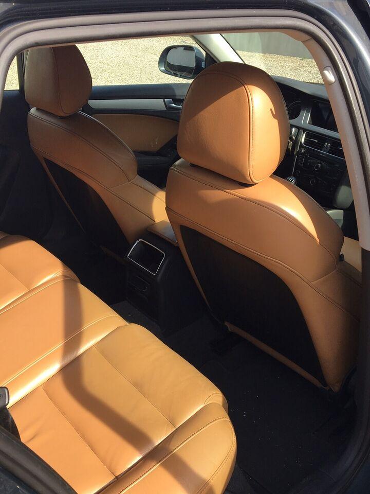 Audi A4, 3,0 TDi 240 Avant quattro, Diesel