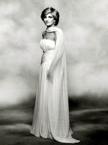 Lady Diana Prinzessin von Wales Postkarte