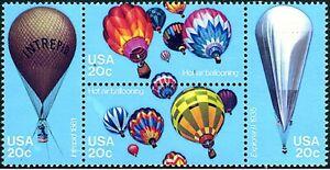USA-Hot-air-BALLOONS-BALLONS-AVIATION-Block-4-LUFTBALLONS-1983