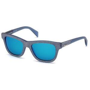 b36a84a2c5 Diesel Mens Denim Sunglasses Dl0111 52 92x Blue on for sale online ...