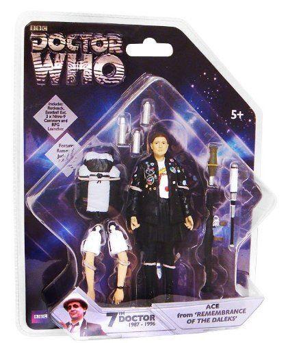 Doctor Who-Ace de souvenir des Daleks Figure-Sophie Aldred-Neuf