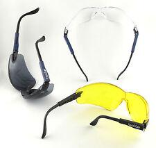 Lot 3 paires Lunettes de Protection Bollé Safety VIPER
