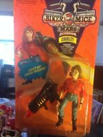 1993 Biker Mice From Mars Charley The Female Motorcycle Mechanic Galoob