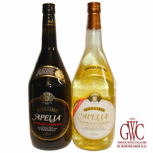 Greek-Wine-Cellars-Set-Imiglykos-2x-1-5l-Apelia-Gold-und-Black-Label