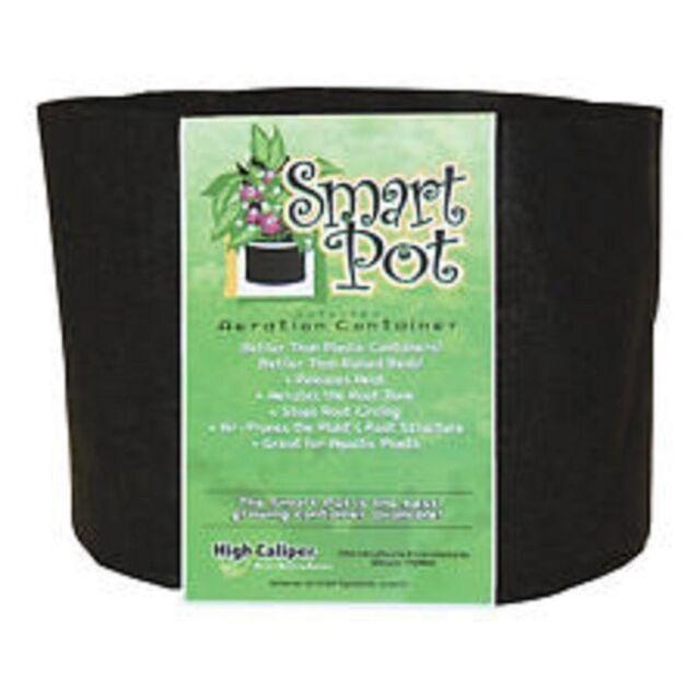 "(1) Smart Pot 1 Gallon 7"" x 5.5"" Fabric Contanier"