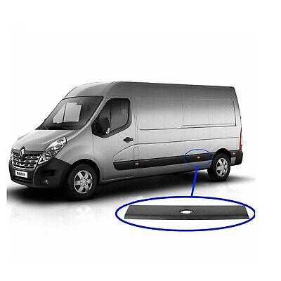 Pour Vauxhall Movano Porte Moulage Bande Panneau Arrière Gauche /& Droite
